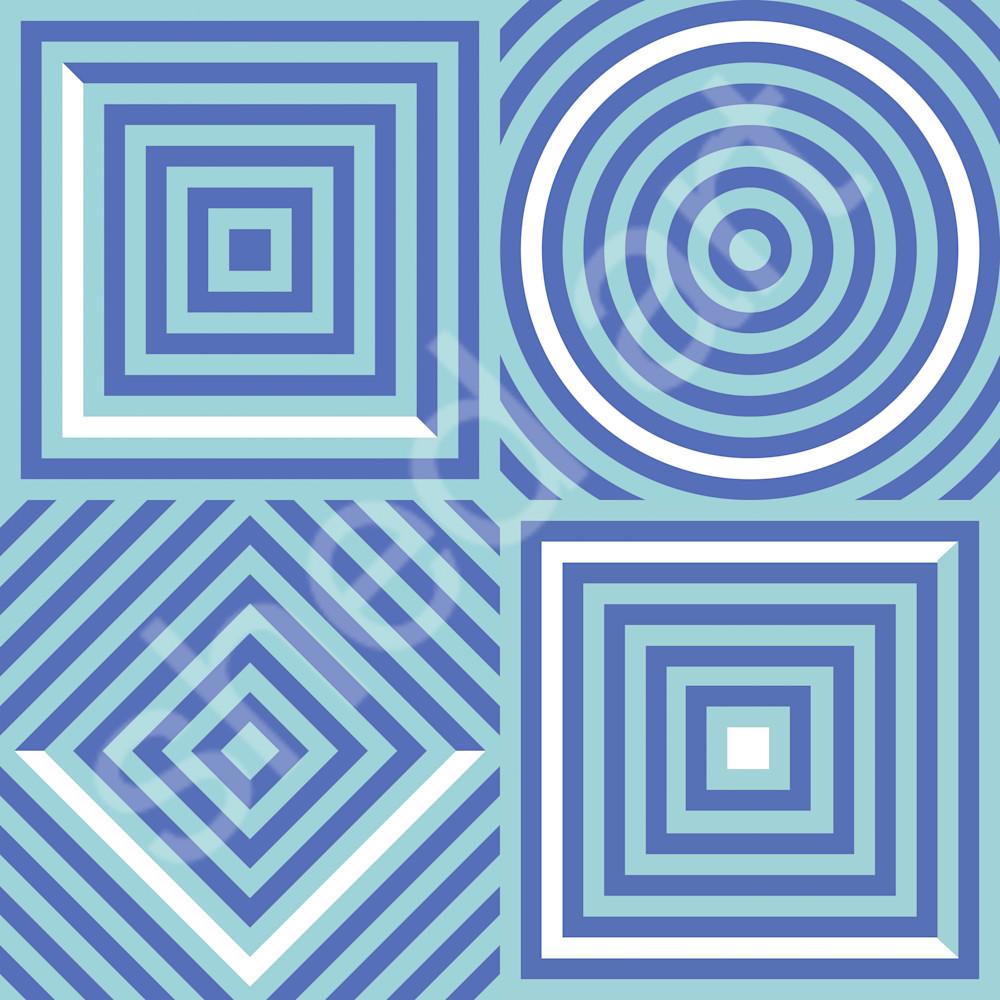 Love 3 digital graphic pop art poster