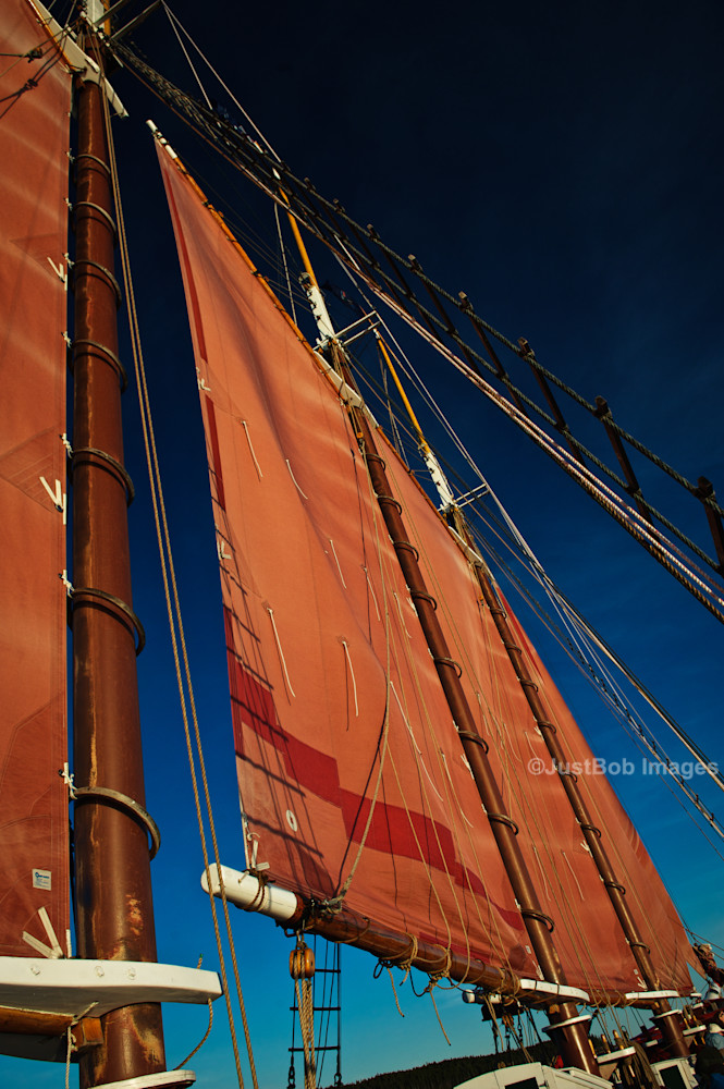 Sunset Cruise at Acadia Fine Art Photograph | JustBob Images