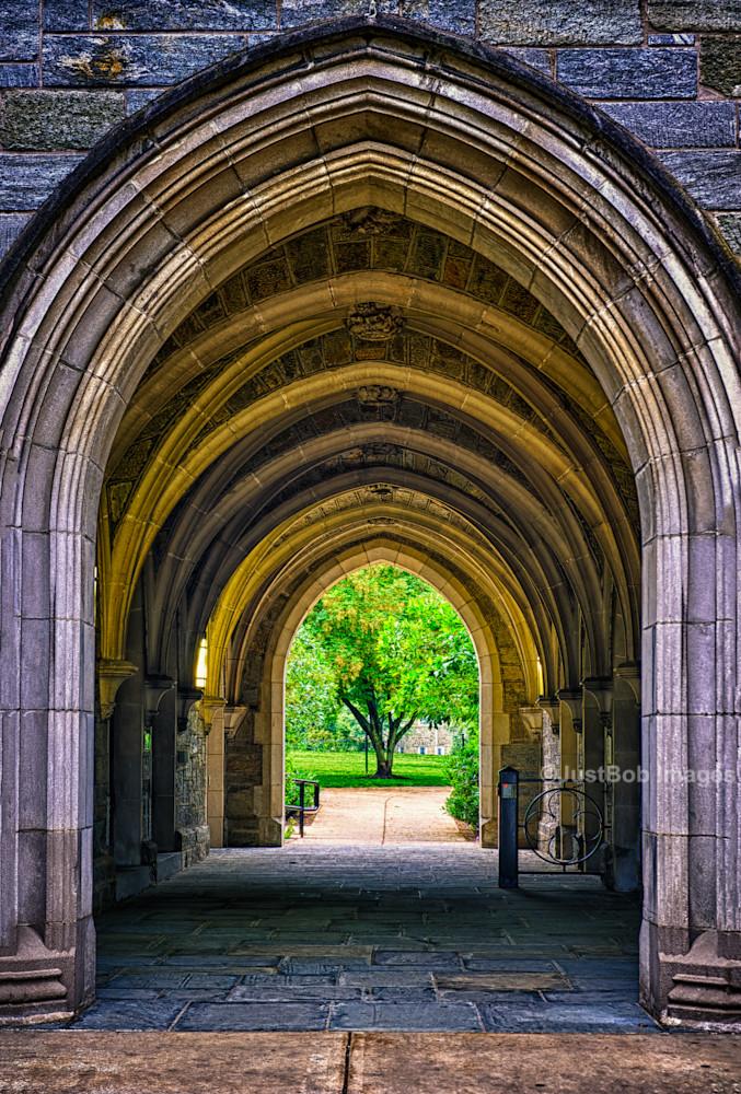 Academic Quad Entrance Fine Art Photograph | JustBob Images