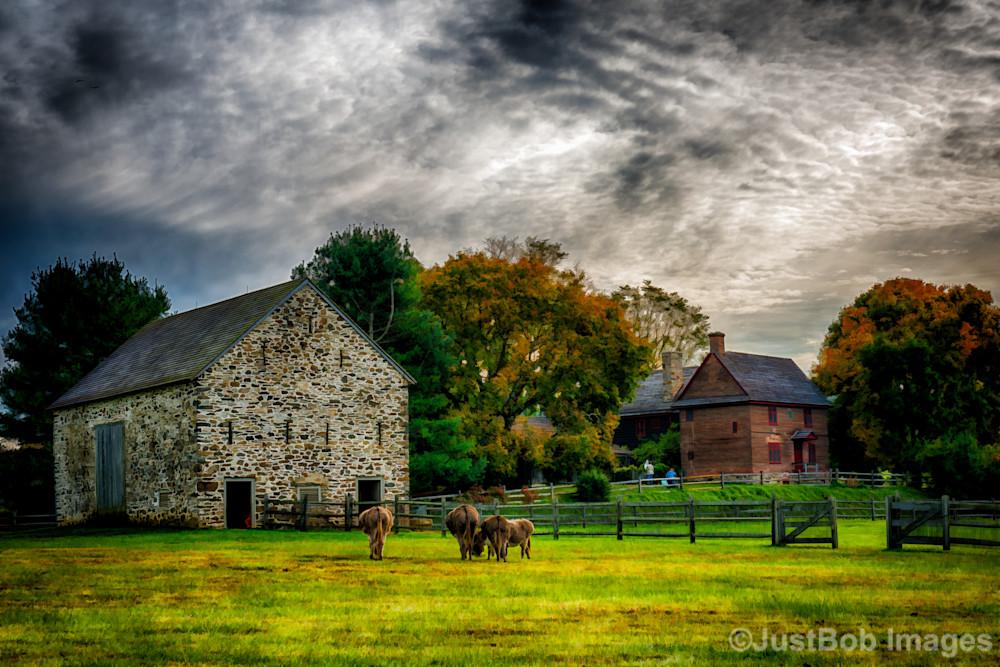 Milner Estate Fine Art Photograph | JustBob Images