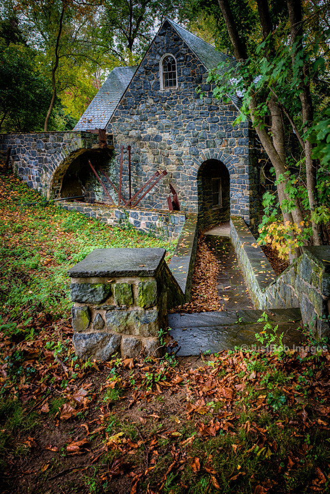 Haskell Mill Fine Art Photograph | JustBob Images