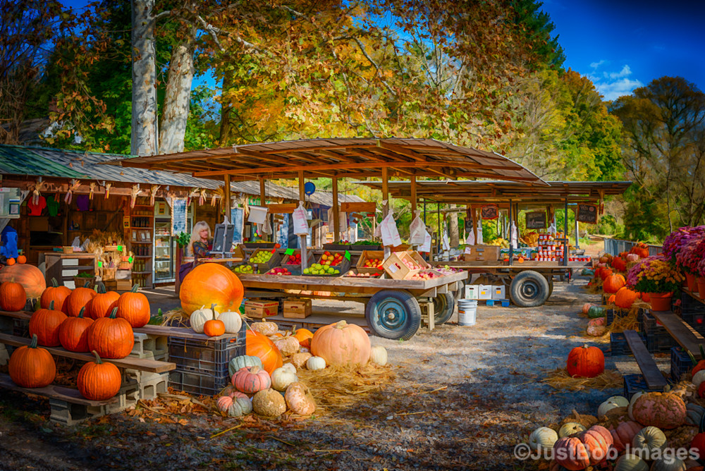 Haskell Market #2 Fine Art Photograph | JustBob Images