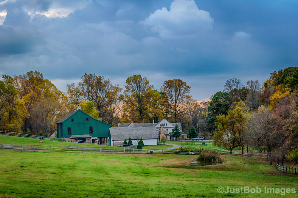 Nielsen Estate Fine Art Photograph | JustBob Images
