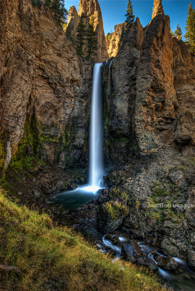 Tower Falls Fine Art Photograph | JustBob Images