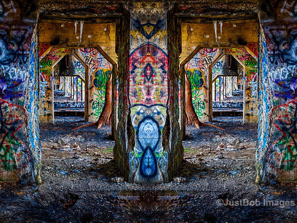 Mirror #5 Fine Art Photograph | JustBob Images
