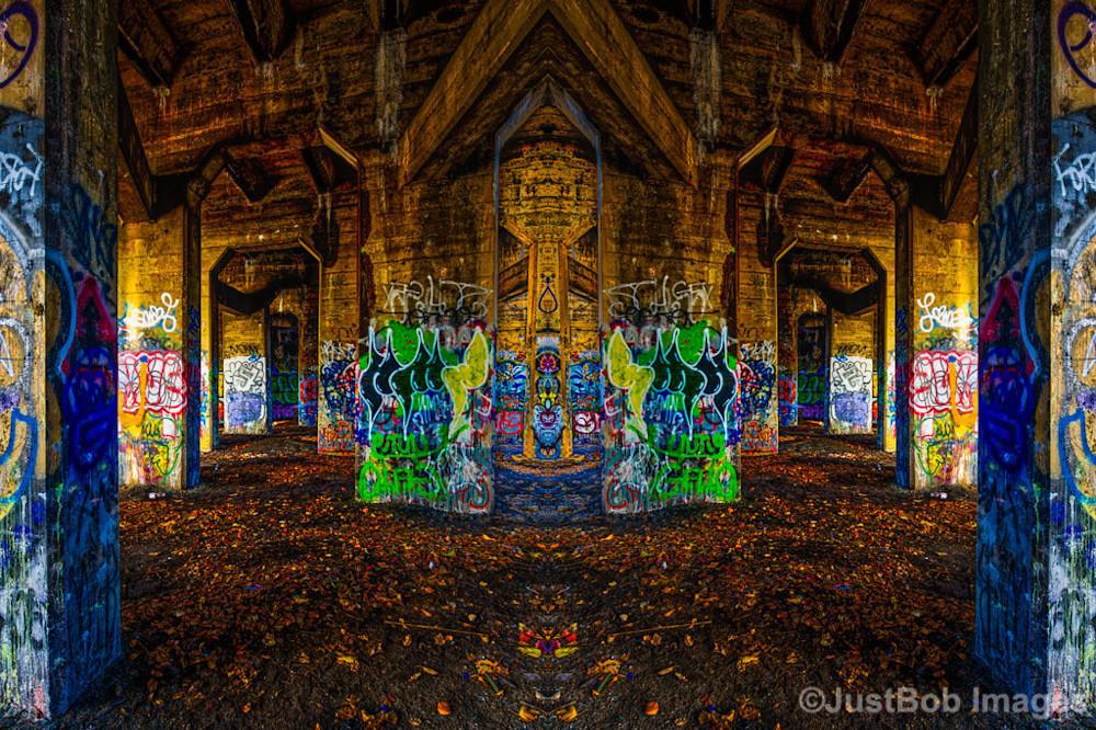 Mirror #7 Fine Art Photograph | JustBob Images