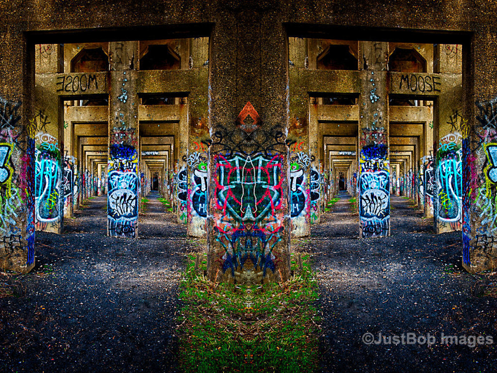 Mirror #4 Fine Art Photograph | JustBob Images