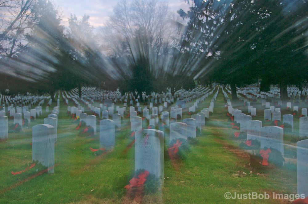 Spirits of Arlington Fine Art Photograph | JustBob Images