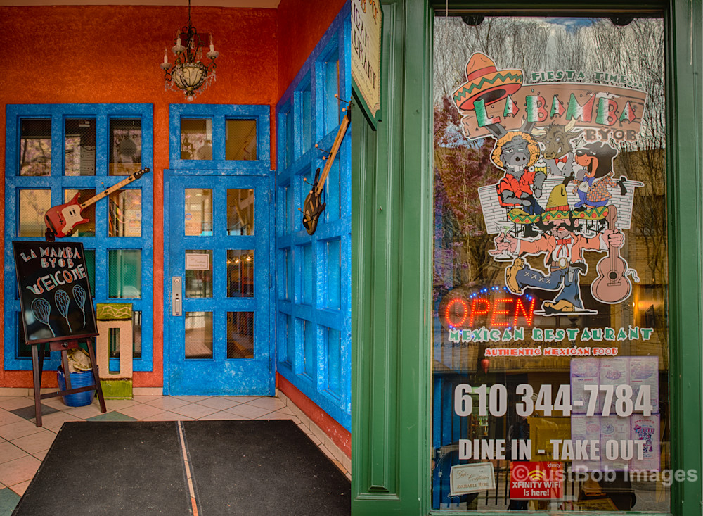 LaBamba Mexican Food Fine Art Photograph | JustBob Images