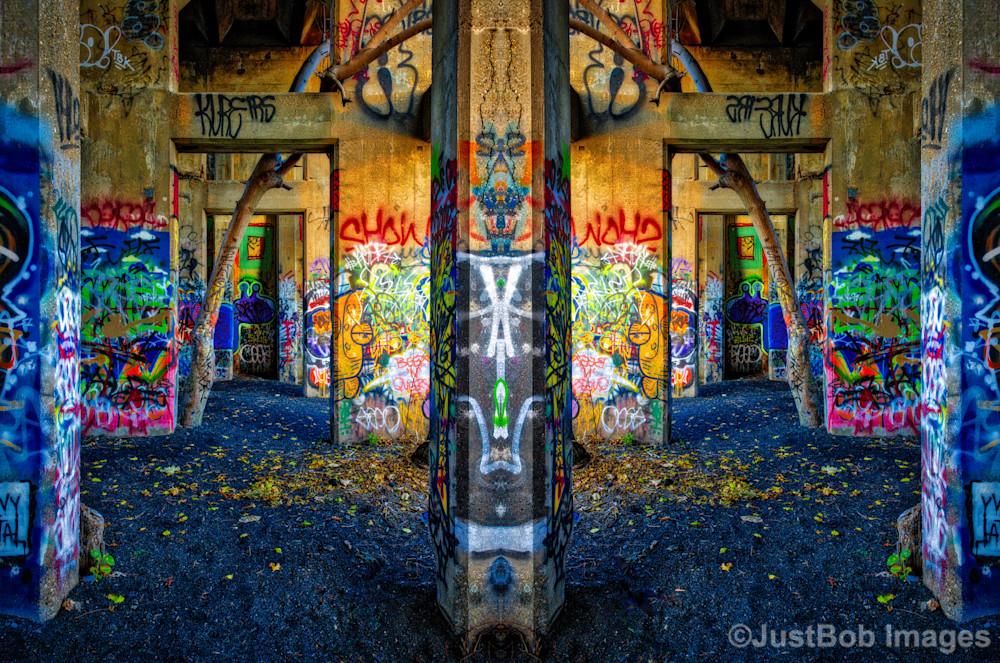 Mirror #8 Fine Art Photograph | JustBob Images