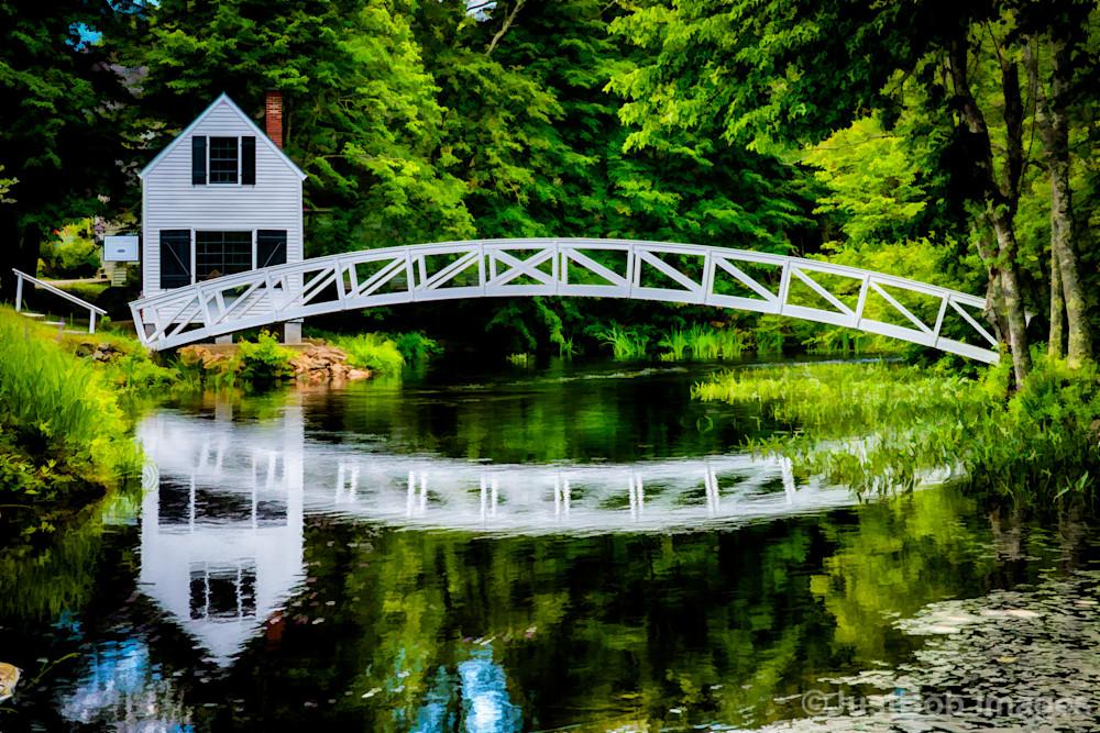 Somerville Bridge #2 Fine Art Photograph | JustBob Images