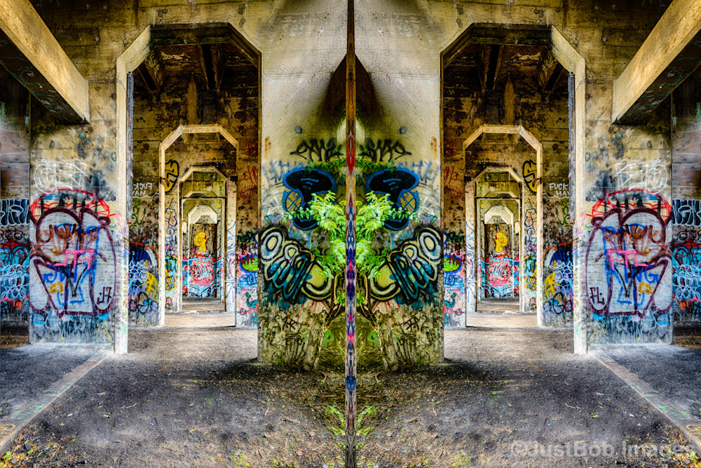 Mirror #10 Fine Art Photograph | JustBob Images