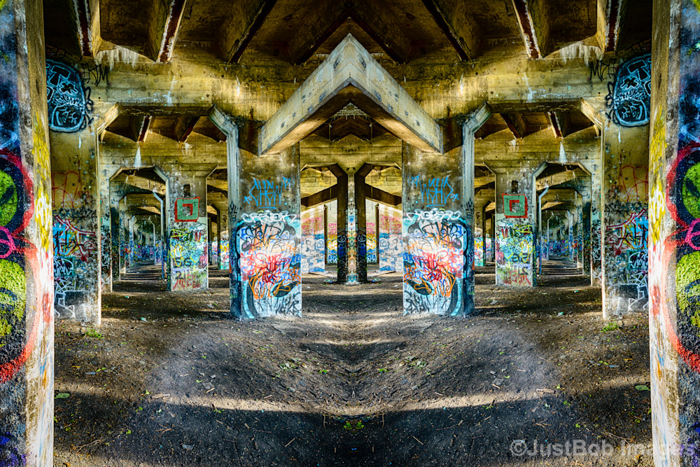 Mirror #11 Fine Art Photograph   JustBob Images