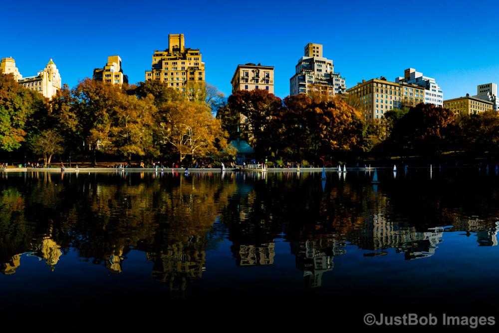 Central Park Skyline Fine Art Photograph | JustBob Images.