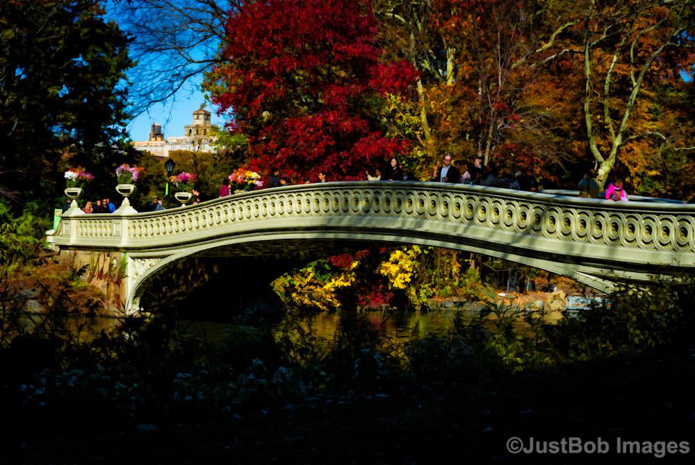 Bow Bridge Fine Art Photograph | JustBob Images