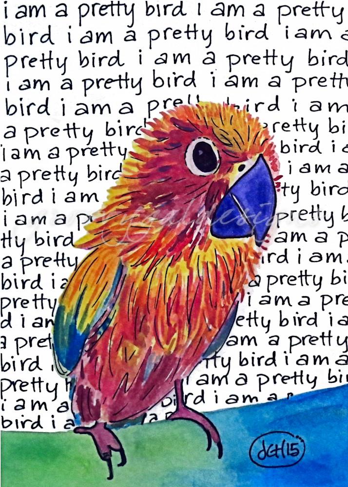 Pretty Bird Art For Sale