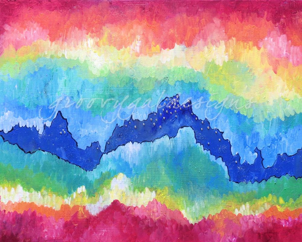 Spectrum Art For Sale