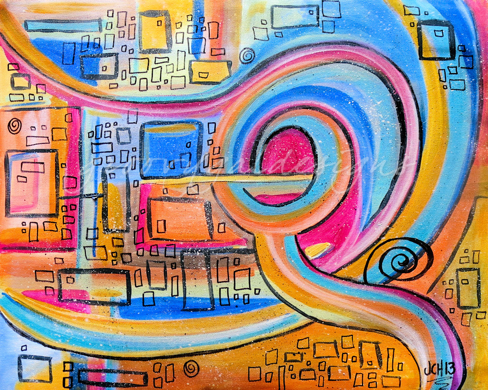 Think Outside The Box Abstract Art For Sale