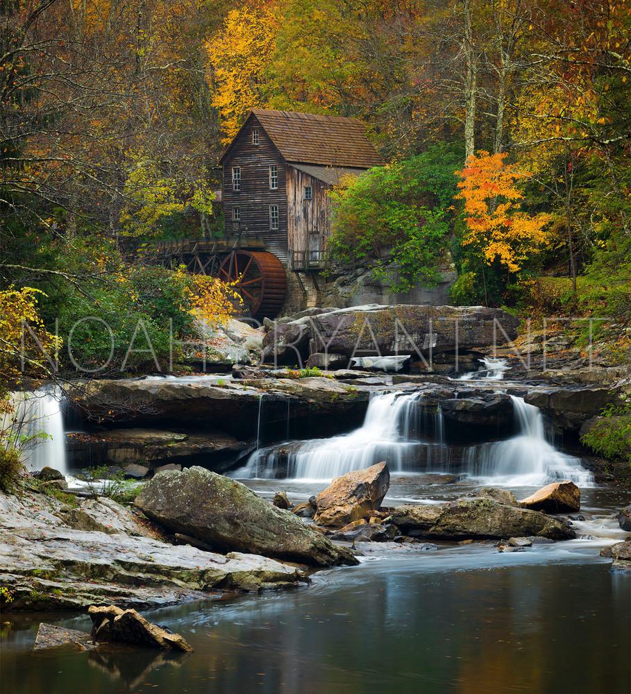 Glade Creek Grist Mill - Noah Bryant