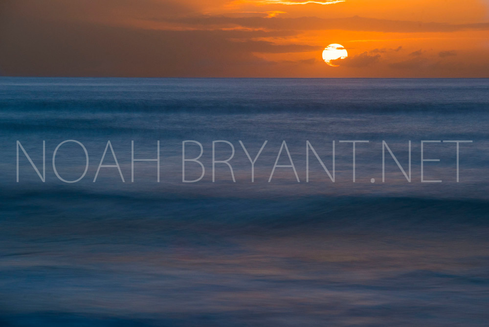 Pacific Sunset - Noah Bryant