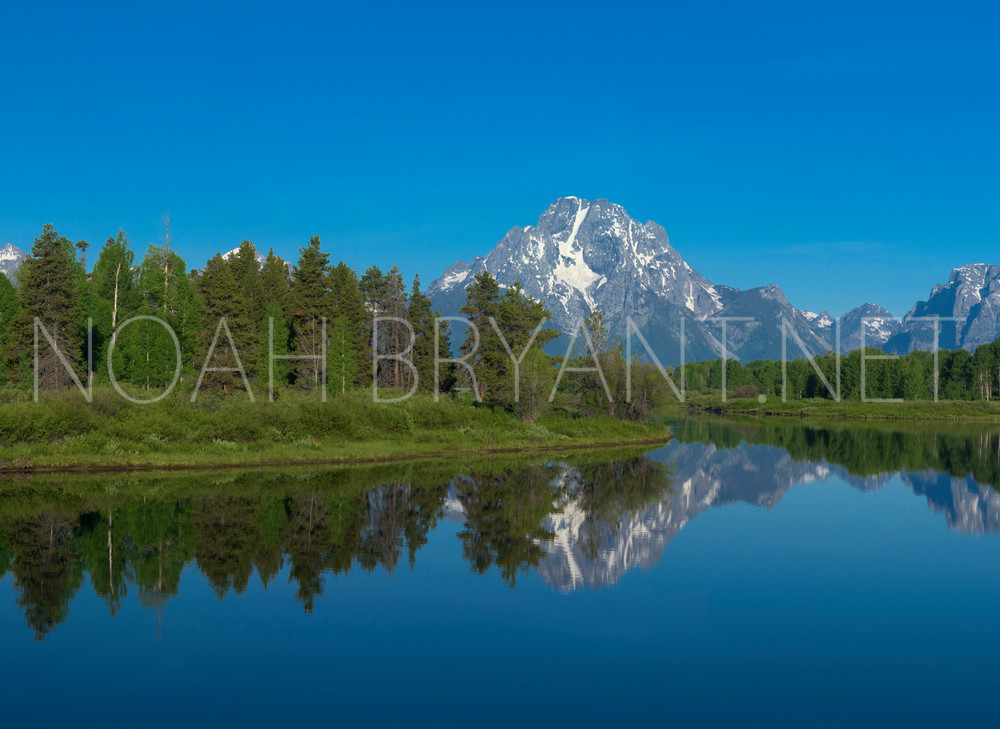 Oxbow Bend - Noah Bryant