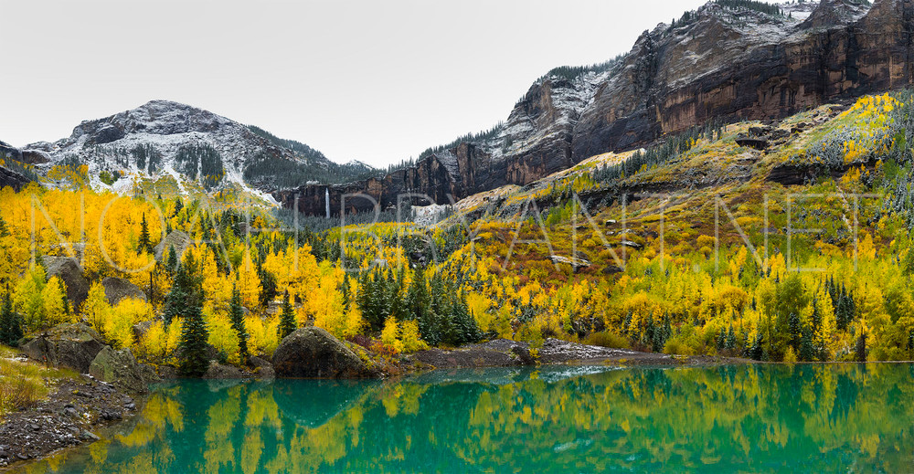 Telluride in the Fall - Noah Bryant