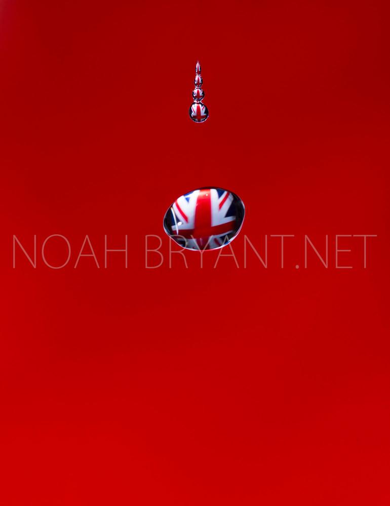 UK Flag - Noah Bryant
