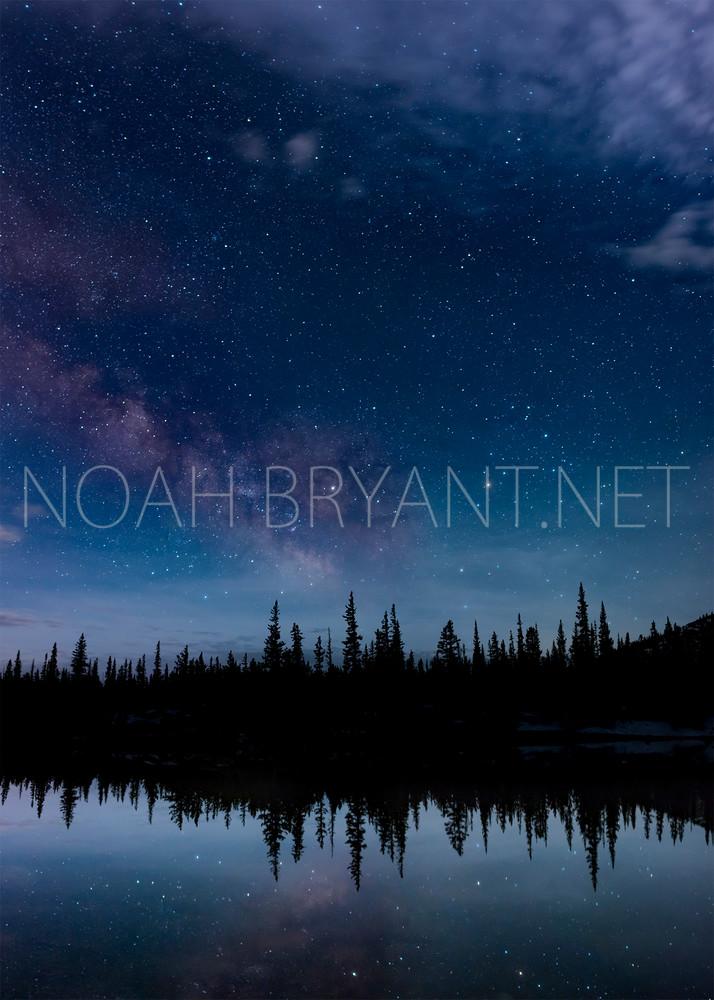 Milky Way above Park County, Colorado