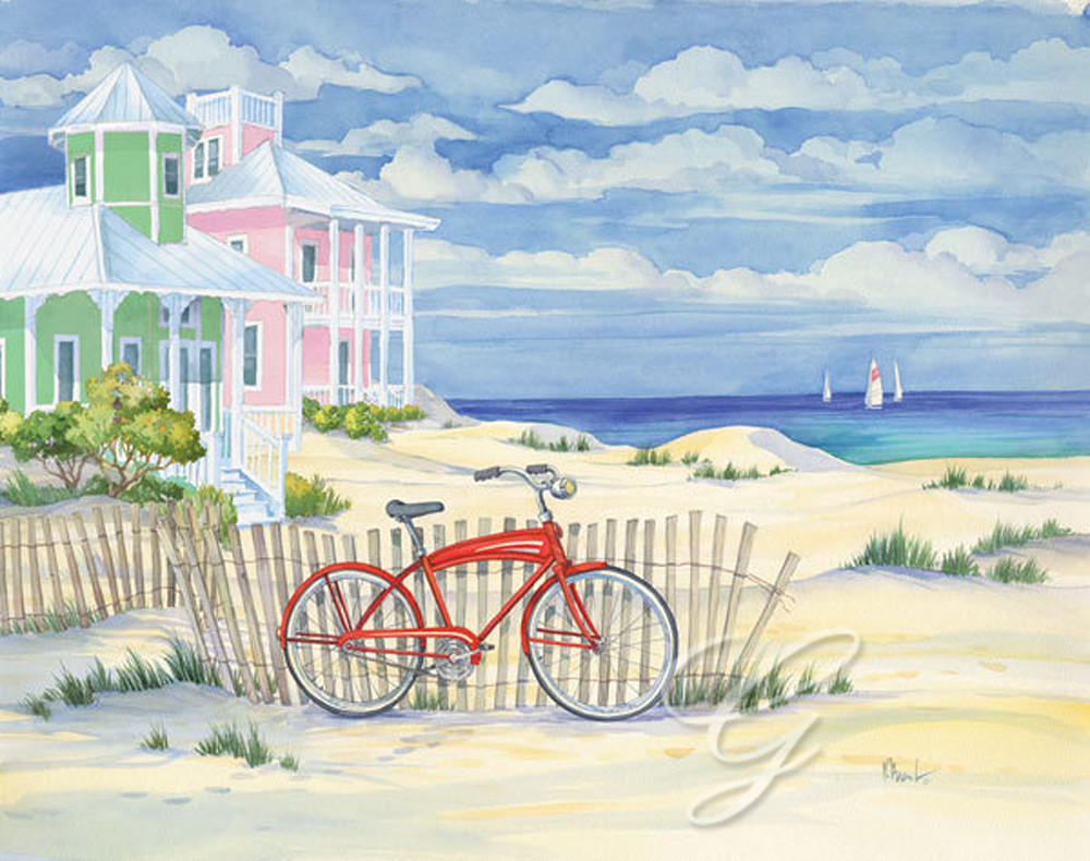 Beach Cruiser Cottage I