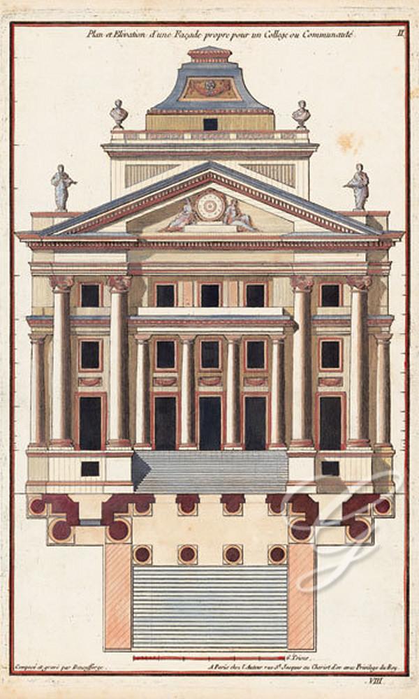 Palladio Facade I