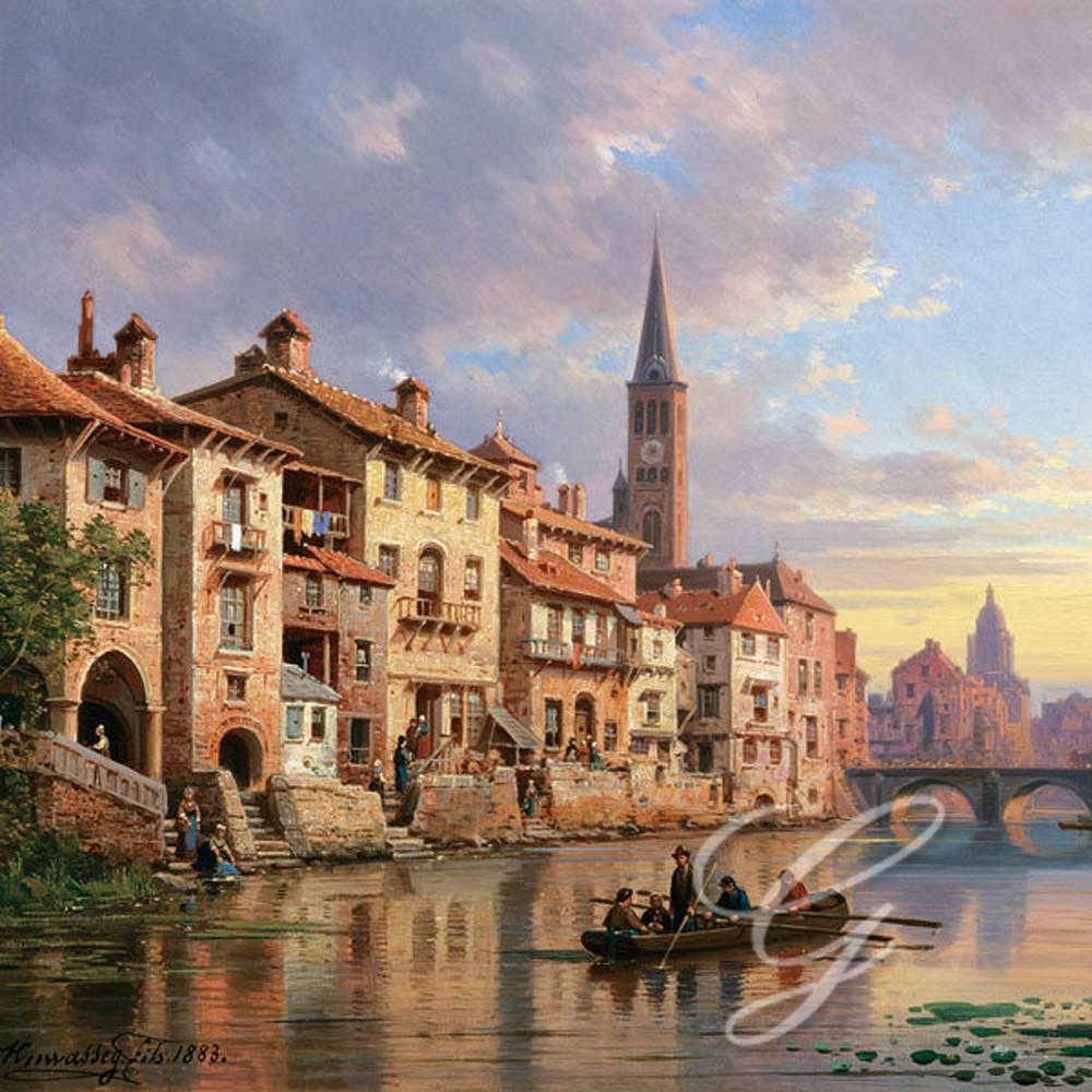 Riverside Village I