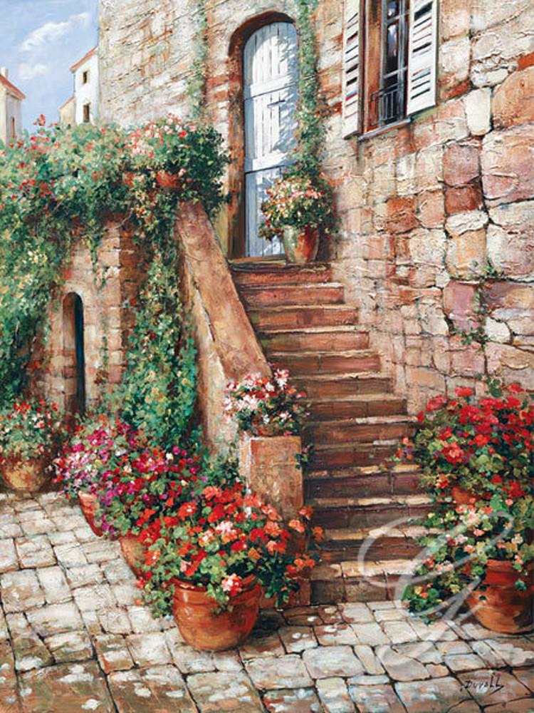 Stone Stairway, Perugia