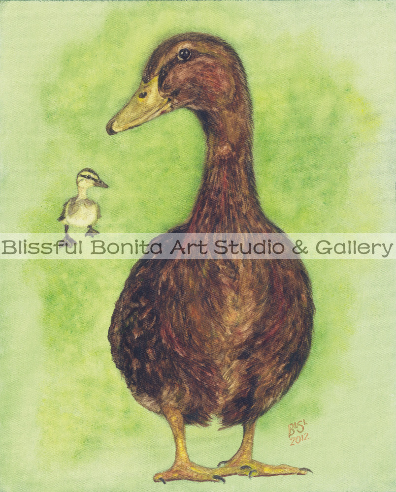Just Ducky Art | Blissful Bonita Art Studio & Gallery