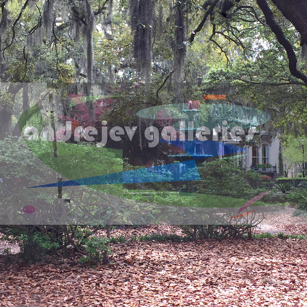 Photograph Springtime in Savannah