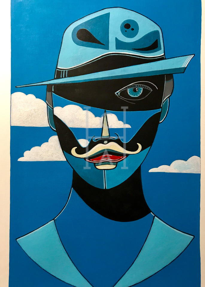 Monsieur by Arthur High Quality Giclee Print Art, Cool Art House