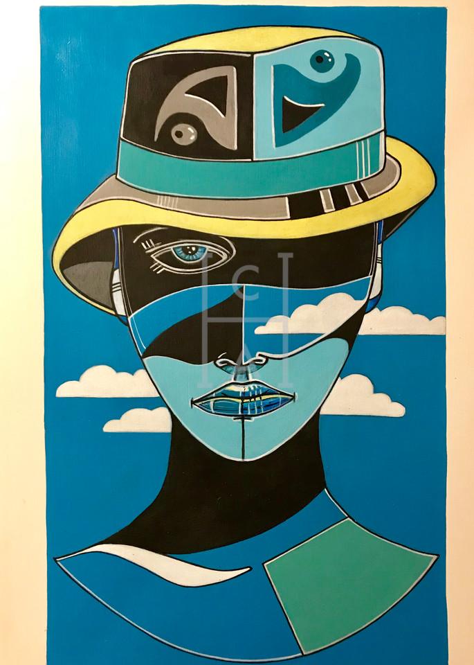 Madame by Arthur High Quality Giclee Print Art, Cool Art House