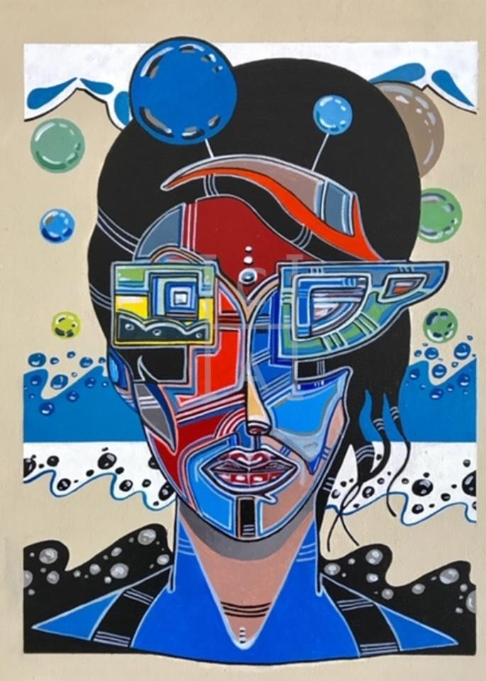 Visions by Arthur High Quality Giclee Print Art, Cool Art House