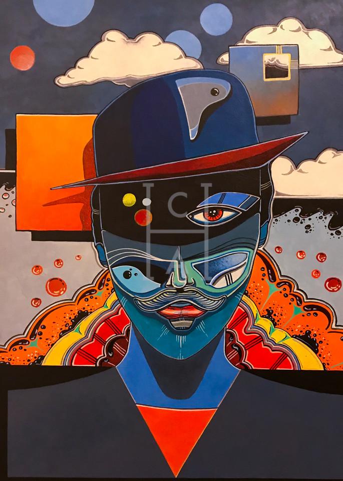 Homme Au Chapeau Rouge by Arthur High Quality Giclee Print Art, Cool Art House