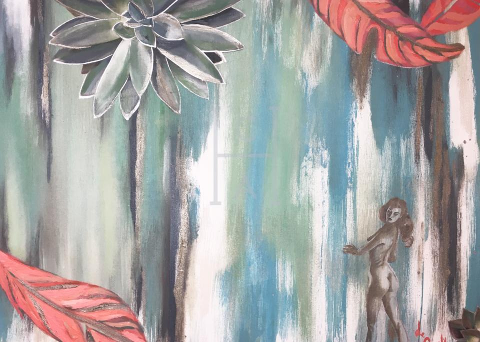 Peek A Me de Camille High Quality Giclee Print Art
