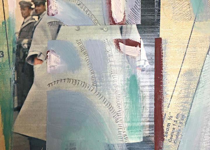 Woman 528 Open Edition de Camille High Quality Giclee Print Art