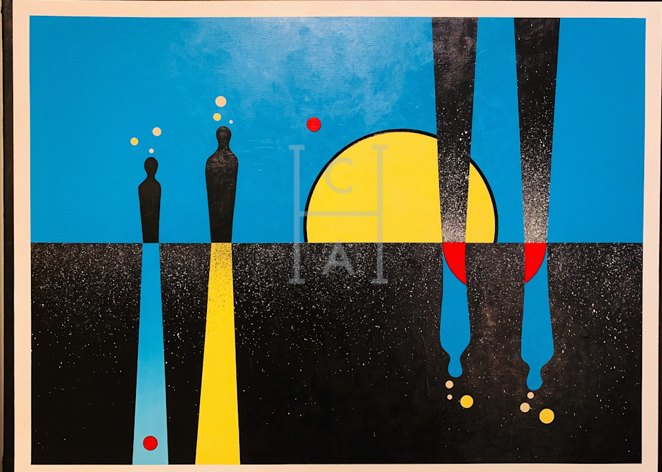 Ombres et Leurs Contraires by Arthur High Quality Giclee Print Art, Cool Art House