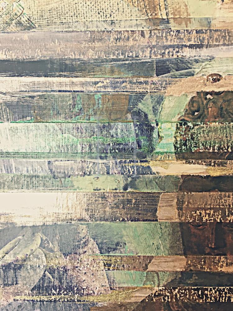 Close-up of Seated Buddha 2