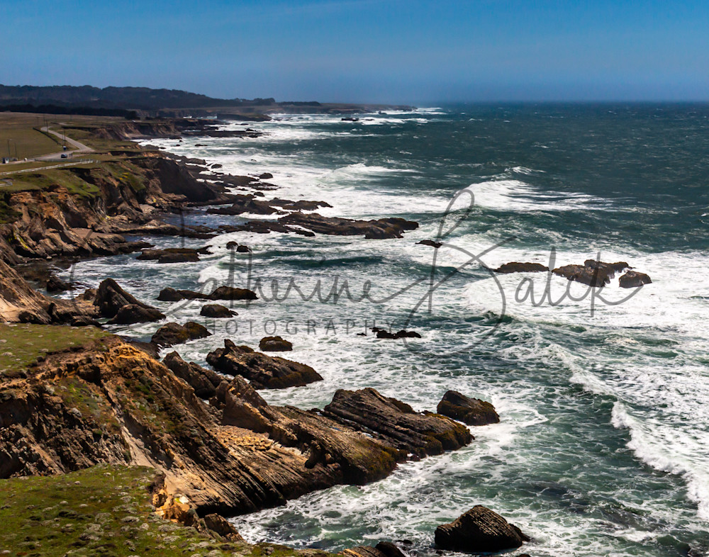 Point Arena Coastline Photography Art | Catherine Balck Photography