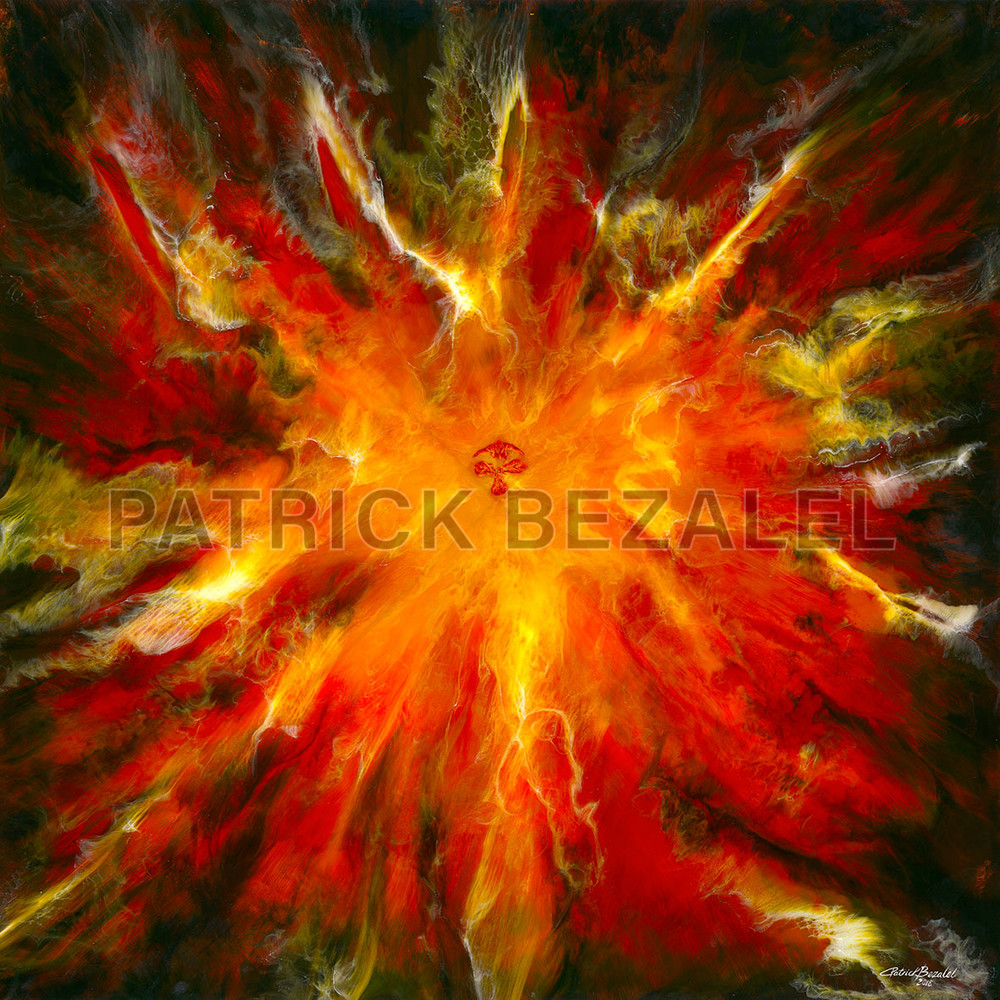 Deliverance   Power Of God (Metal Print) (Edition Limited To 20)   Prices In Us$ Art | Patrick Bezalel Pte Ltd