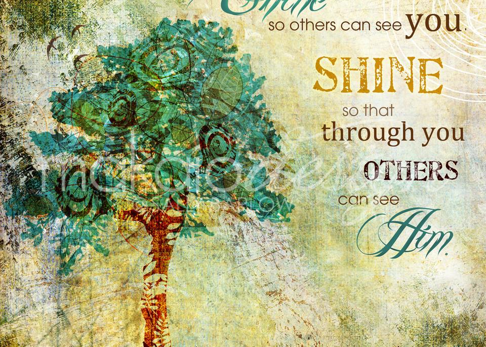 Shine Art | Sally Barlow, Makaio Design