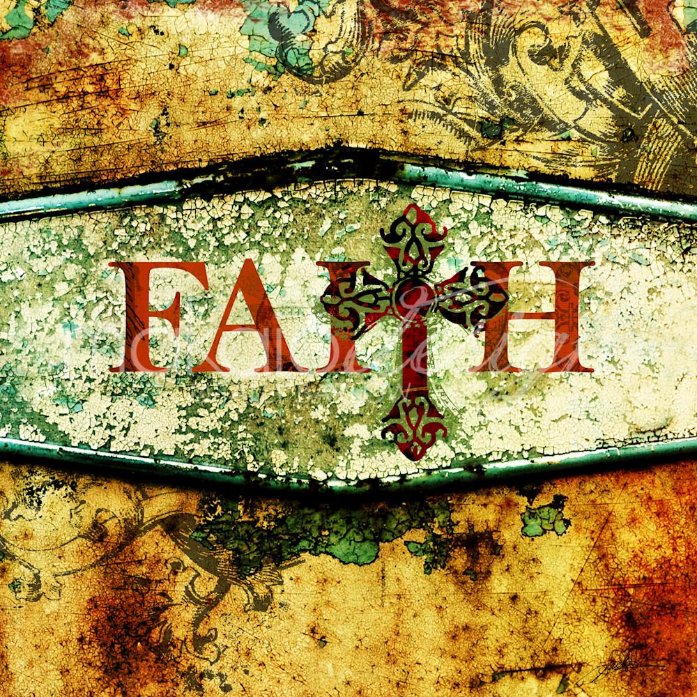 Faith Art | Sally Barlow, Makaio Design