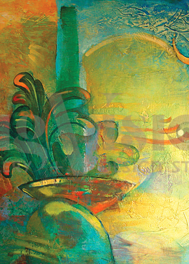Illuminated Joy Prints Art | Big Vision Art + Design