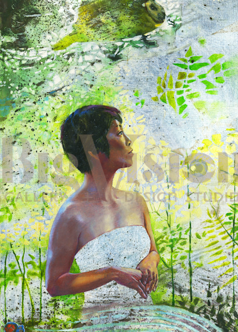 Mosaic Memory Prints Art   Big Vision Art + Design