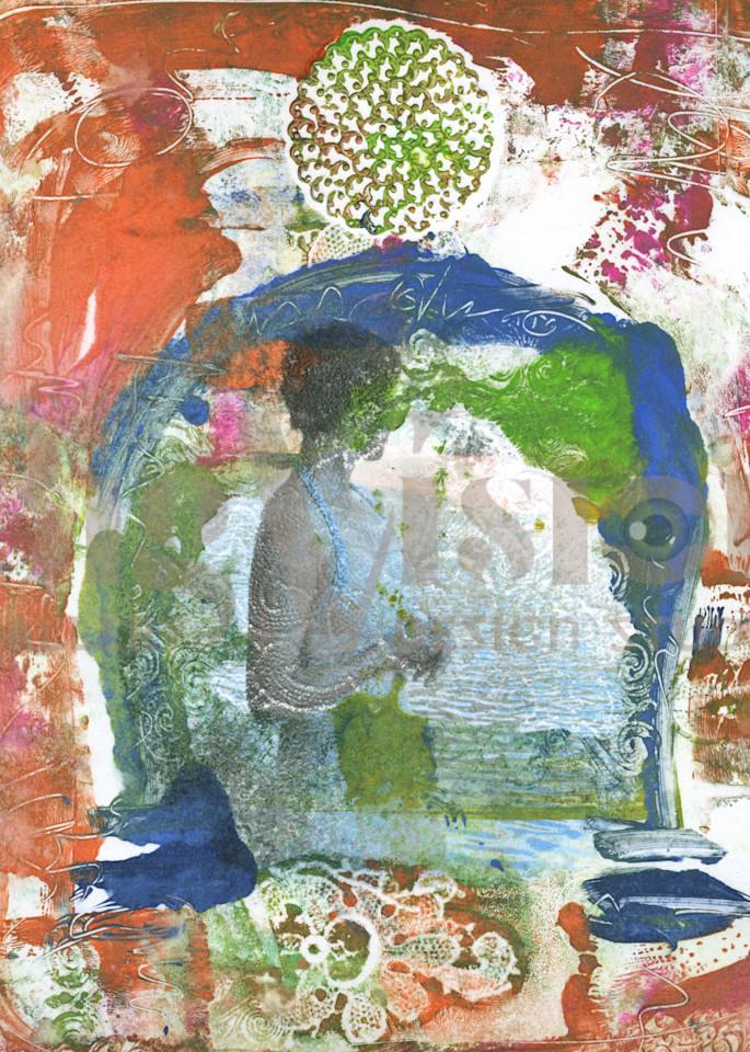 Looking Inward Prints Art | Big Vision Art + Design