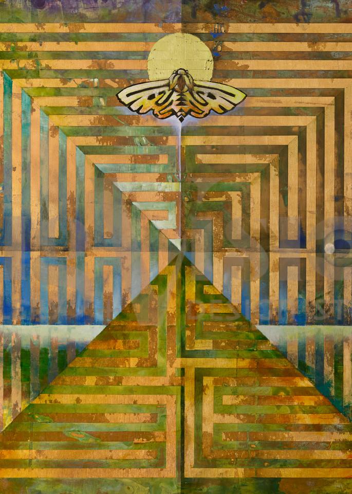 Infinite Inside The Finite Prints Art | Big Vision Art + Design